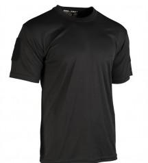 quickdry t-shirt black