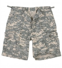 at digital acu ripstop shorts