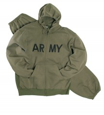 sport suit army