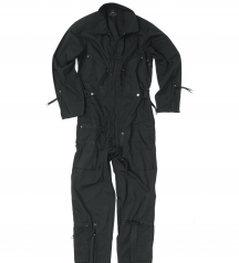 german army flight suit black