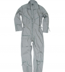 german army flight suit gray