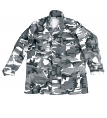 ARMY SHIRT URBAN METRO
