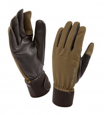 sealskinz shooting gloves oliv