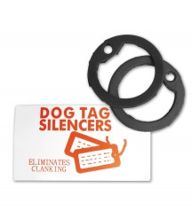 dog-tag silencer