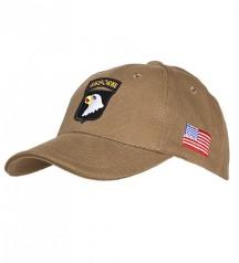 armijas beisbola cepure