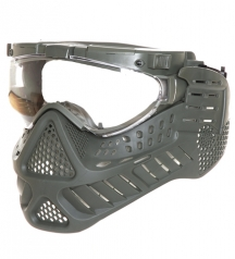 airsoft, paintball mask