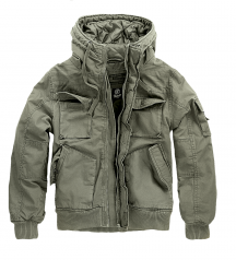ARMY JACKET BRONX