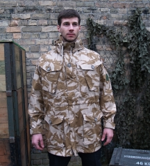 British jacket