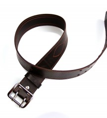 army leather belt