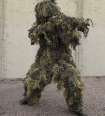 army ghillie suit