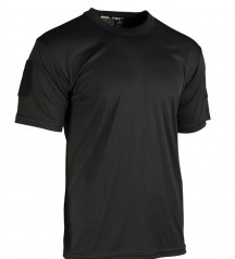 quickdry t-shirt black