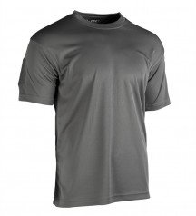 quickdry t-shirt grey