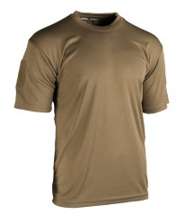 quickdry t-shirt coyote
