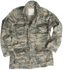BDU army jacket shirt acu camo