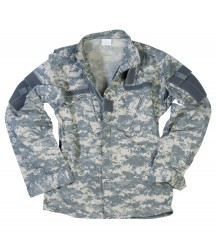 ACU army uniform jacket