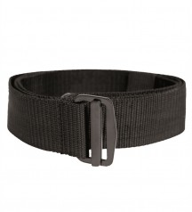 bdu belt with plastic buckle black