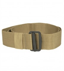 bdu belt with plastic buckle coyote