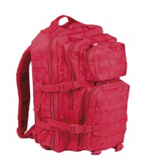 assault pack red