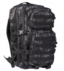 assault pack mandra night
