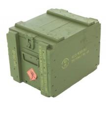 danish army ammo box