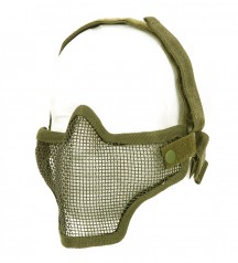 airsoft metal mesh mask