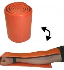 flexible splint orange