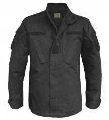 ACU army uniform jacket black