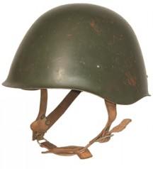 Hungarian army helmet